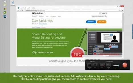 14 Free Camtasia Studio 8 Video Tutorials About Audio, Captions, Interaction, and Other Concepts - eLearning Industry | Tools4Learning | Scoop.it