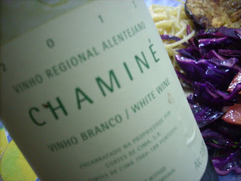 Pingas no Copo: Cortes de Cima: Chaminé Branco | Wine Lovers | Scoop.it
