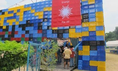 Earth Day 2013: Philippines unveils building made from plastic bottles | Philippine Travel | Scoop.it
