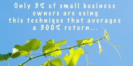 Three Frameworks To Rapidly Triple Your Revenue   Small Business Marketing and Strategy   Scoop.it