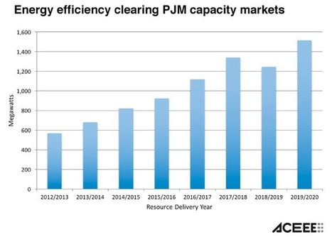Energy efficiency lowers costs in recent PJM capacity auction | ACEEE | The Sustainability Journal - by Vikram R Chari | Scoop.it