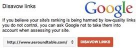 Google's Matt Cutts On Disavow Tool Mistakes | Creative Design | Scoop.it
