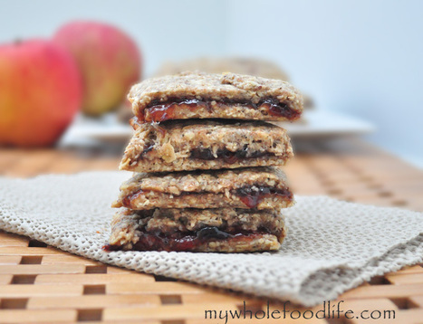 Homemade Nutri-Grain Bars | The Man With The Golden Tongs Hands Are In The Oven | Scoop.it