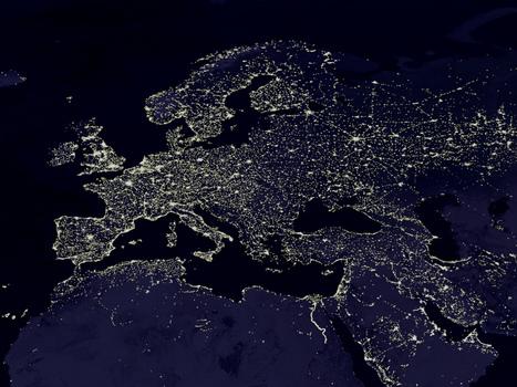 Histoire - Les frontières de l'Europe de -1000 à nos jours | La Longue-vue | Scoop.it