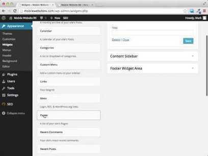 Wordpress Tutorial Nine | Wordpress For Beginners | General SEO | Scoop.it
