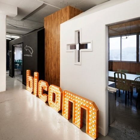 15 of the Coolest Agency Offices We've Ever Seen | david.bellaiche@althea-groupe.com | Scoop.it