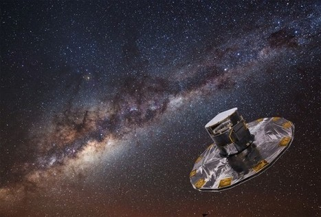ESA's Gaia Star-Mapping Mission Set For November Launch | Space Science - SSMS | Scoop.it