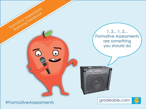 A Rap on Formative Assessments and Feedback   Assessment literacy for educators   Scoop.it