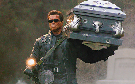 Arnold Schwarzenegger will be back for 'Terminator 5′ | EW.com | It's Show Prep for Radio | Scoop.it