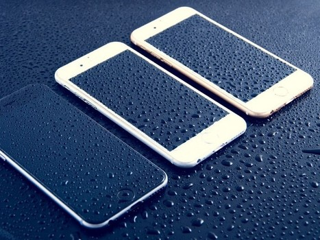 Las reparaciones no oficiales del iPhone 6 pueden inutilizarlo   Mobile Technology   Scoop.it