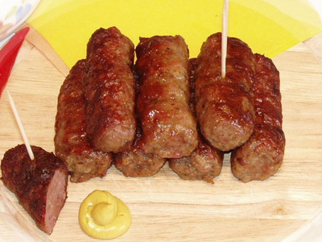 Romanian Mititei Mici | Recipes #EatingCulture #EasyCooking | Hobby, LifeStyle and much more... (multilingual: EN, FR, DE) | Scoop.it