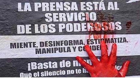 La Prensa está al Servicio del 1% - Miente, Desinforma, Demoniza, Manipula y Condena | La R-Evolución de ARMAK | Scoop.it