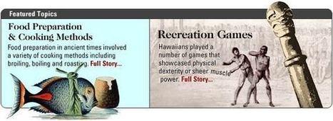 The Hawaiian Culture - Hawaii History - Hawaiian Culture | Matthias Hawaii1 | Scoop.it