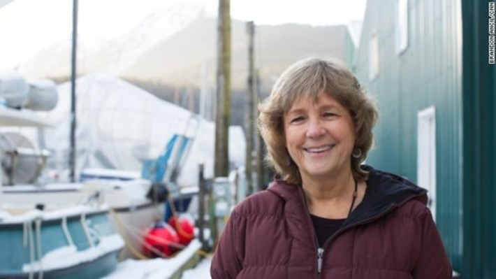 Meet Alaska's pioneer woman | Dare To Be A Feminist | Scoop.it