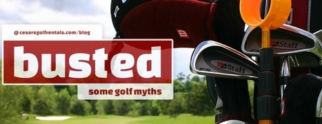 Debunking some golf myths   Guides   Scoop.it