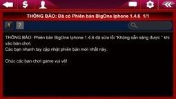 Bigone Iphone 146, Phiên Bản Game Bigone 146 Fix Lỗi Không Sẵn Sàng | PHẦN MỀM TOÀN CẦU | Scoop.it