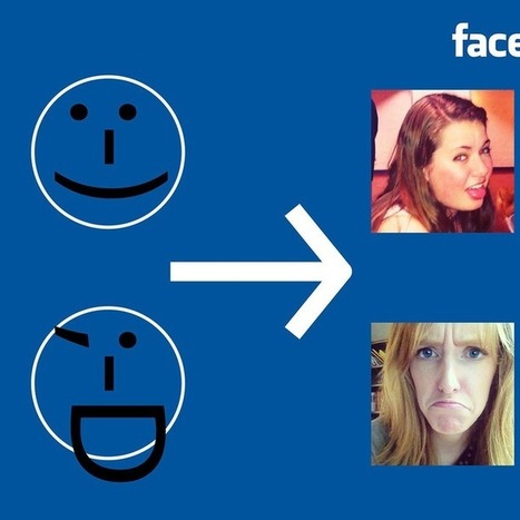 How to Turn Facebook Profile Pics Into Emoticons | digital marketing strategy | Scoop.it