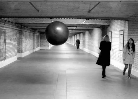 Arduino Powered Floating Black Ball Is Both Creepy And Cool | Arduino Focus | Scoop.it