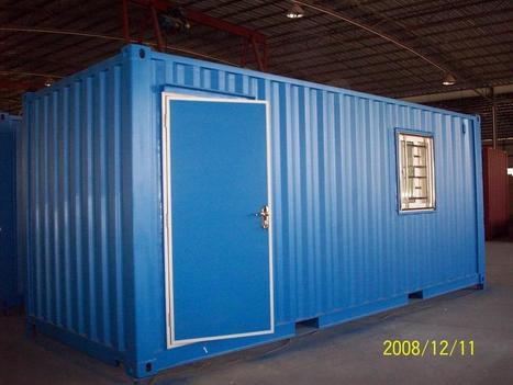 Calm Modified Container House Add - zimagz.com | Container houses | Scoop.it