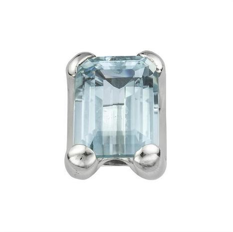 An emerald cut aquamarine ring - Bentley & Skinner | Bentley And Skinner | Scoop.it