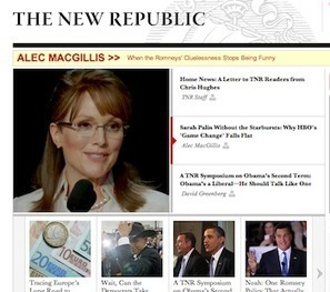 Facebook Co-Founder Buys The New Republic, Stresses Tablets | The Wrap Media | Documentary World | Scoop.it