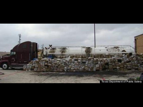 3.9 tons of pot discovered in Texas gas tanker truck | chris's current issues | Scoop.it