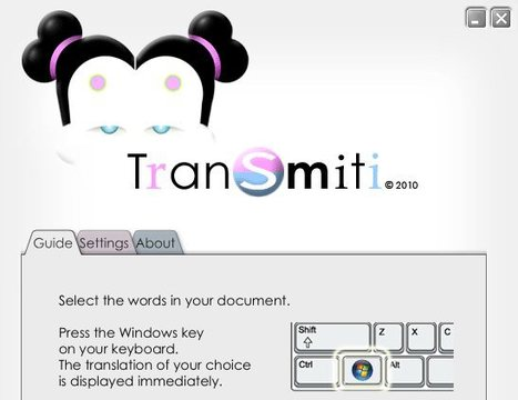 transmiti – Usa Google Translate para traducir cualquier cosa de tu Windows | Recull diari | Scoop.it