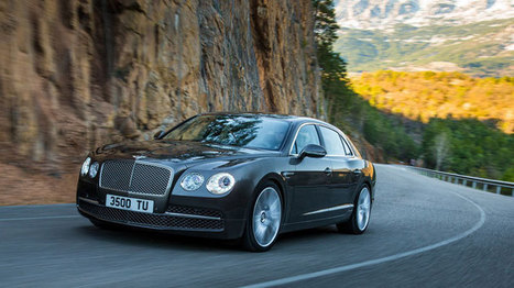 First drive: Bentley Flying Spur - BBC Top Gear | Opinion | Scoop.it