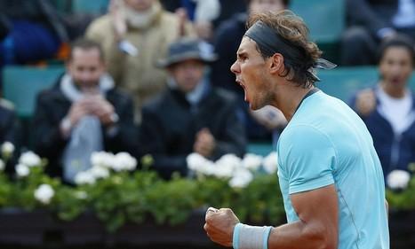 Rafael Nadal beats David Ferrer to seal spot in French Open semis   Roland Garros   Scoop.it