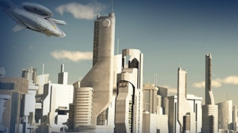 Airbus Reveals Urban Air-Transport Projects | Aviation & Airliners | Scoop.it