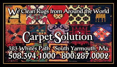 Carpet Solution Inc: Carpet Solution is cape cods local carpet and rug cleaner. | Bruce Tricomi | Scoop.it