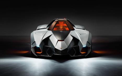 Lamborghini's insane super car concept, the Egoista | Cars | Scoop.it