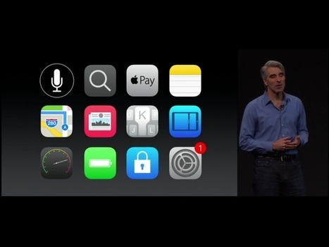 Apple introduces iOS 9 | iPad Insight | Teaching with Tablets | Scoop.it