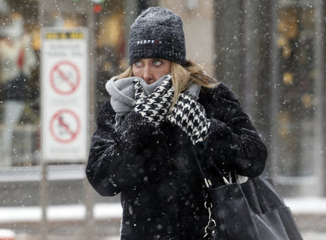 Nearly week of frigid temperatures for West | Weather And Disasters | Scoop.it
