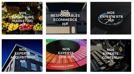 Les 10 meilleures offres d'emplois du web en CDI   E-learning francophone   Scoop.it