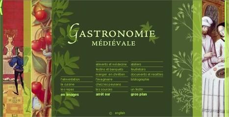 Gastronomie médiévale : que mangeait-on au moyen âge ? | le Moyen Age | Scoop.it