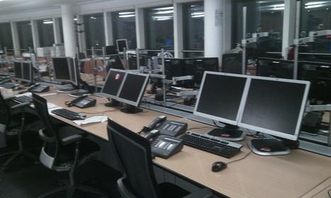 Déménagement de salle de marché - Cyceo transfert | Transfert d'infrastructure informatique | Scoop.it
