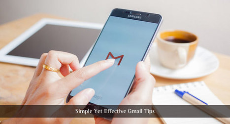Simple Yet Effective Gmail Tips You Should Try Today • TechLila | Geeks | Scoop.it