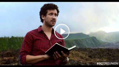 Slimane-Baptiste Berhoun - Vidéo Ile de la Réunion Tourisme | Ile de la réunion : les clés du développement | Scoop.it