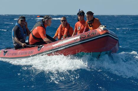 Nageurs embarqués à l'affiche | Coup d'œil sur La Réunion | Scoop.it