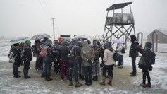 Le choc de la visite des camps de concentration d'Auschwitz.   Lycée Antoine Bourdelle : on en parle...   Scoop.it