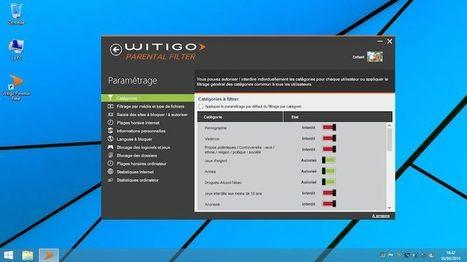 Witigo, le contrôle parental adapté à l'éducation - Ludovia Magazine | TICE-en-classe | Scoop.it