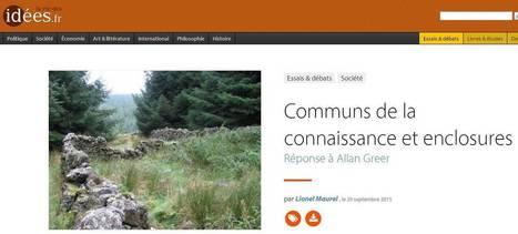 Ce que l'on apprend sur les COMMUNS en lisant Frédéric Lordon | actions de concertation citoyenne | Scoop.it