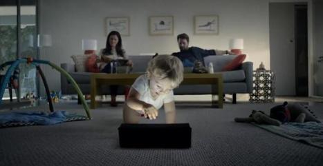 Adobe dévoile son nouveau spot TV | Be Marketing 3.0 | Scoop.it