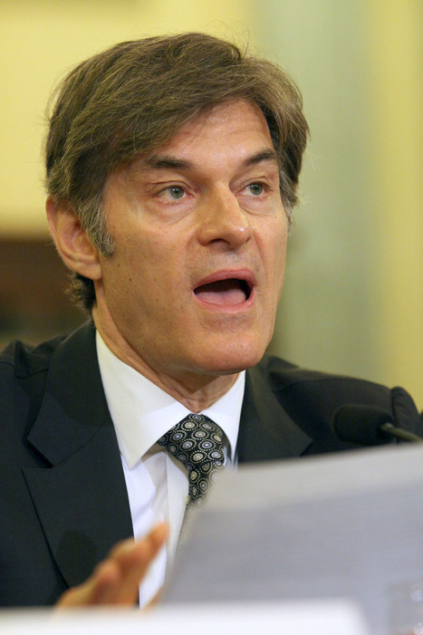 Dr. Oz Denies Endorsing 'Miracle' Drugs at Combative Senate Hearing - Hollywood Reporter | CLOVER ENTERPRISES ''THE ENTERTAINMENT OF CHOICE'' | Scoop.it