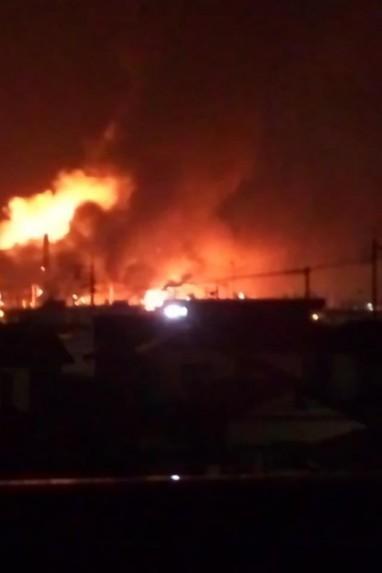 Fukushima Diary (Eng trad) Un complexe chimique est en feu et contiendrait du combustible nucléaire à Yamaguchi | FUKUSHIMA INFORMATIONS | Scoop.it