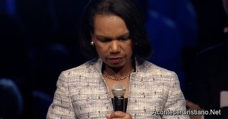 Ex secretaria de Estado pidió en oración que estadounidenses vuelvan a Dios | LA REVISTA CRISTIANA  DE GIANCARLO RUFFA | Scoop.it