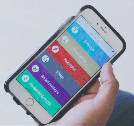 Deepak Chopra launches Jiyo, a wellness-focused mobile app | Digital Health | Scoop.it