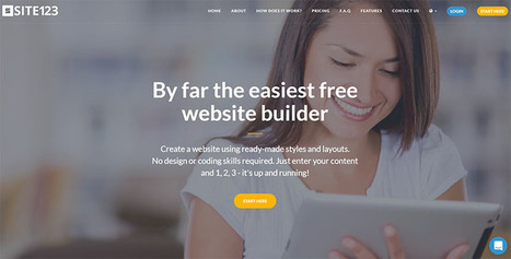 20+ Best Free Drag and Drop Website Builder | Pro Templates Lab | Scoop.it