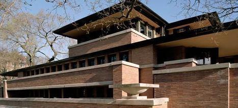 Frank Lloyd Wright Robie House Hyde Park Chicago | Frank Lloyd Wright Robie House | Scoop.it
